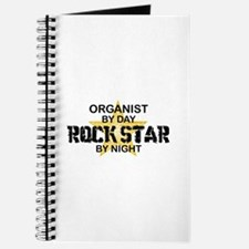 Organist Rock Star Journal