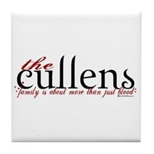 The Cullens Tile Coaster