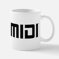 MIDI Logo Mug