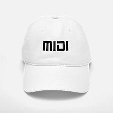 MIDI Logo Baseball Baseball Cap