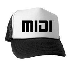 MIDI Logo Trucker Hat
