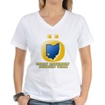 Ohio Assault Team Women's V-Neck T-Shirt