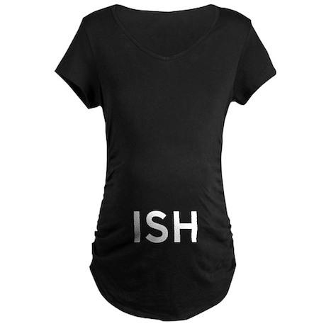 ISH Maternity Dark T-Shirt