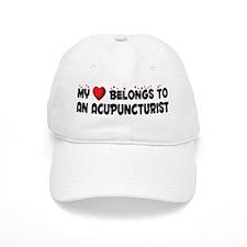 Belongs To An Acupuncturist Baseball Cap