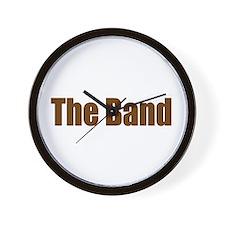 The Band Wall Clock
