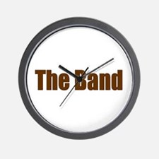 The Band Wall Clock