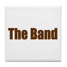 The Band Tile Coaster