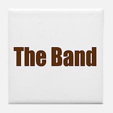 The Band Tile Coaster