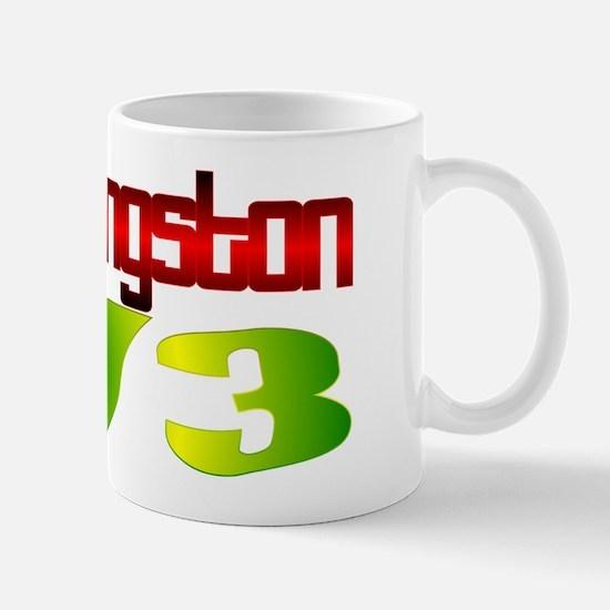Funky Kingston 1973 Mug