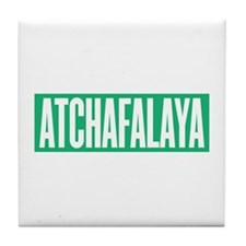 Atchafalaya Tile Coaster