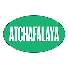 Atchafalaya Decal