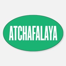 Atchafalaya Decal
