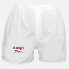 Andy's Mom Boxer Shorts