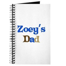 Zoey's Dad Journal