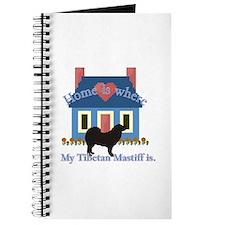 Tibetan Mastiff Home Is Journal
