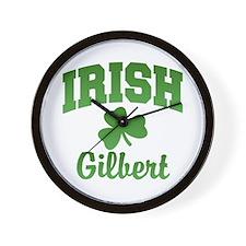Gilbert Irish Wall Clock