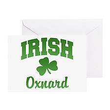 Oxnard Irish Greeting Card