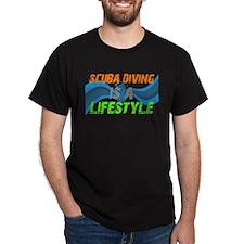 scuba diving is a lifestryle T-Shirt