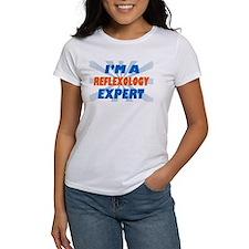 Reflexology expert Tee