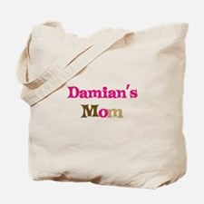 Damian's Mom Tote Bag