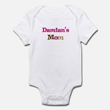 Damian's Mom Infant Bodysuit