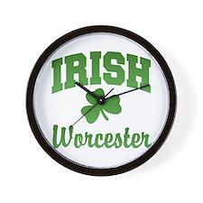 Worcester Irish Wall Clock