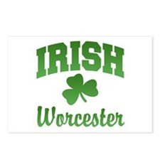 Worcester Irish Postcards (Package of 8)