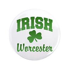 """Worcester Irish 3.5"""" Button"""
