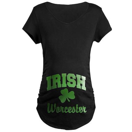 Worcester Irish Maternity Dark T-Shirt