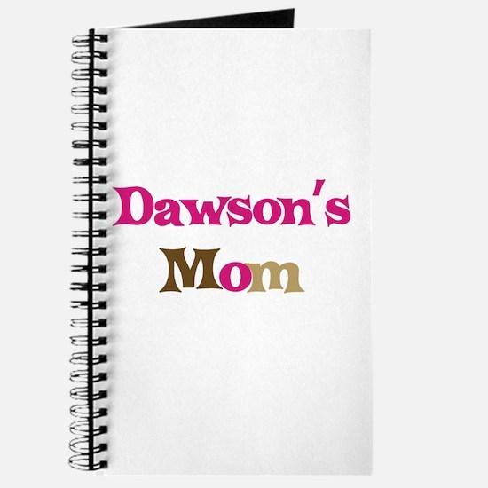 Dawson's Mom Journal