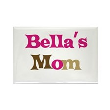 Bella's Mom Rectangle Magnet