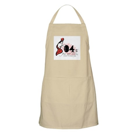 Few Are Chosen Redhead BBQ Apron