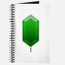 Green Rupee (1) - Journal