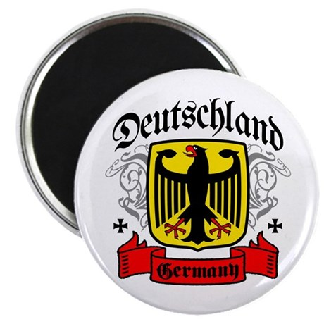 Deutschland Coat of Arms Magnet