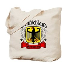 Deutschland Coat of Arms Tote Bag
