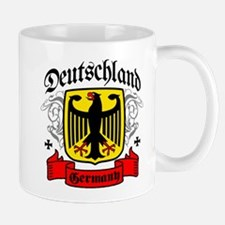Deutschland Coat of Arms Mug