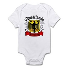 Deutschland Coat of Arms Infant Bodysuit
