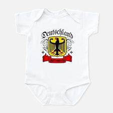 Deutschland Coat of Arms Infant Bodysuit
