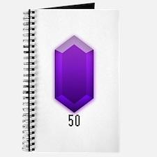 Purple Rupee (50) - Journal