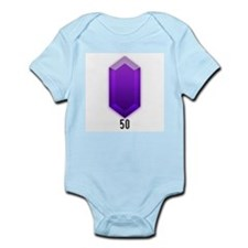 Purple Rupee (50) - Infant Creeper