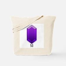 Purple Rupee (50) - Tote Bag