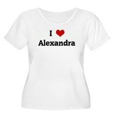 I Love Alexandra T-Shirt