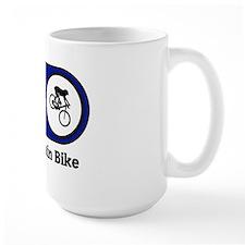 Eat, Sleep, Mountain Bike  Mug