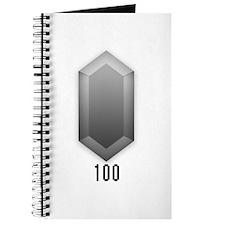 Silver Rupee (100) - Journal