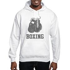 Vintage Boxing Hoodie