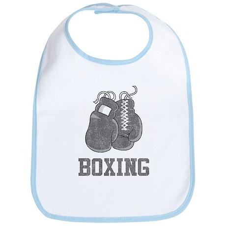 Vintage Boxing Bib