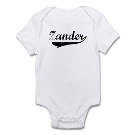 Zander (vintage) Infant Bodysuit