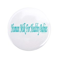 "Healthy Babies 3.5"" Button (100 pack)"