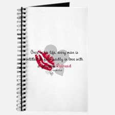 Redhead Quote Journal