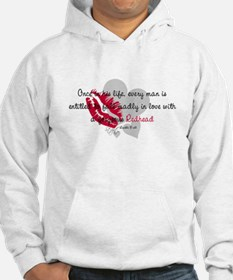 Redhead Quote Hoodie